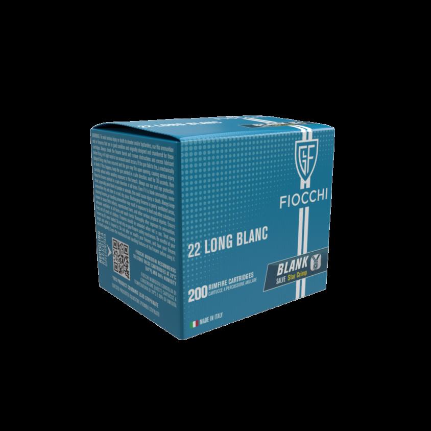 22 LONG BLANC- Star crimp