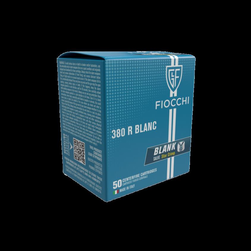 380 R Blanc - Star Crimp