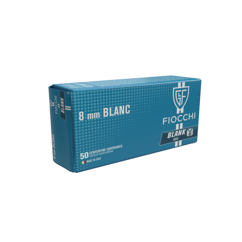 8 mm Blanc - Cup closure