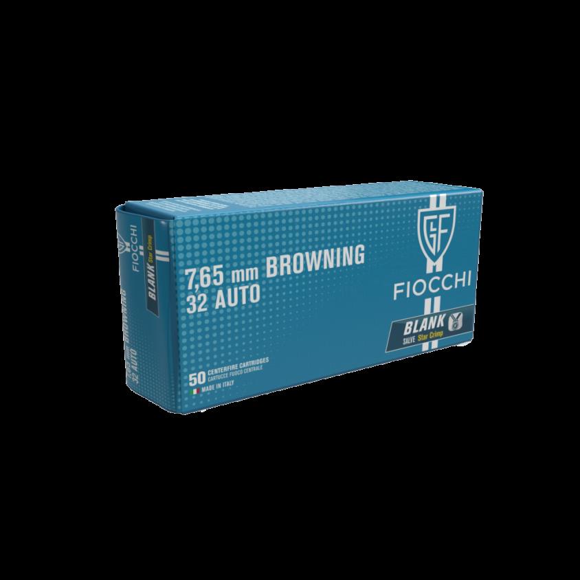 7.65 mm BROWINING/32 AUTO - Star crimp