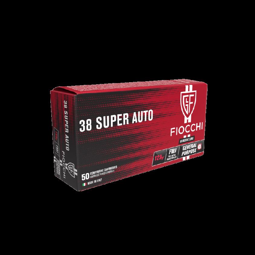 38 SUPER AUTO