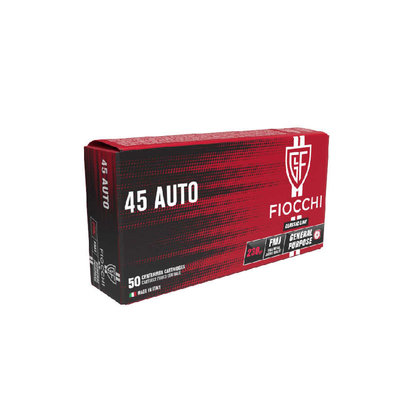 45 AUTO