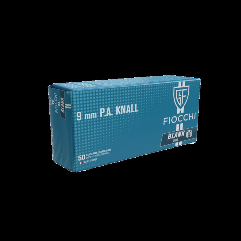 9mm P.A.KNALL - Cup closure
