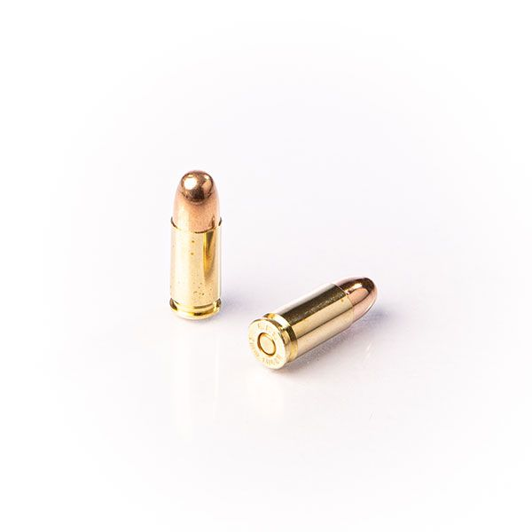 9 mm LUGER SUBSONIC