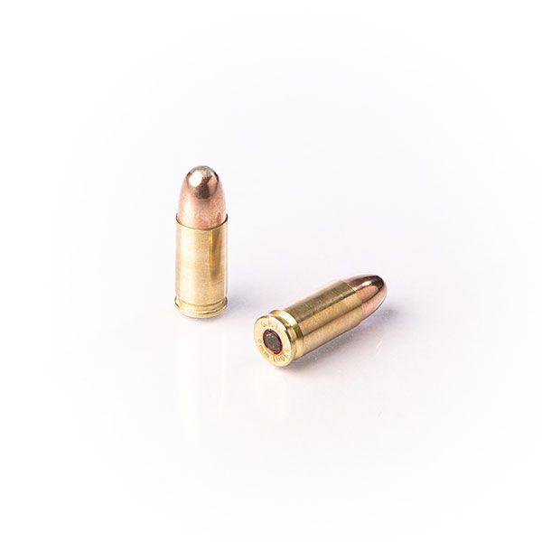 9 mm LUGER Zetapi DUTY