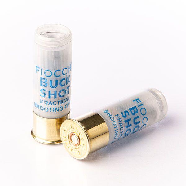 BUCKSHOT PRACTICAL SHOOTING OPEN