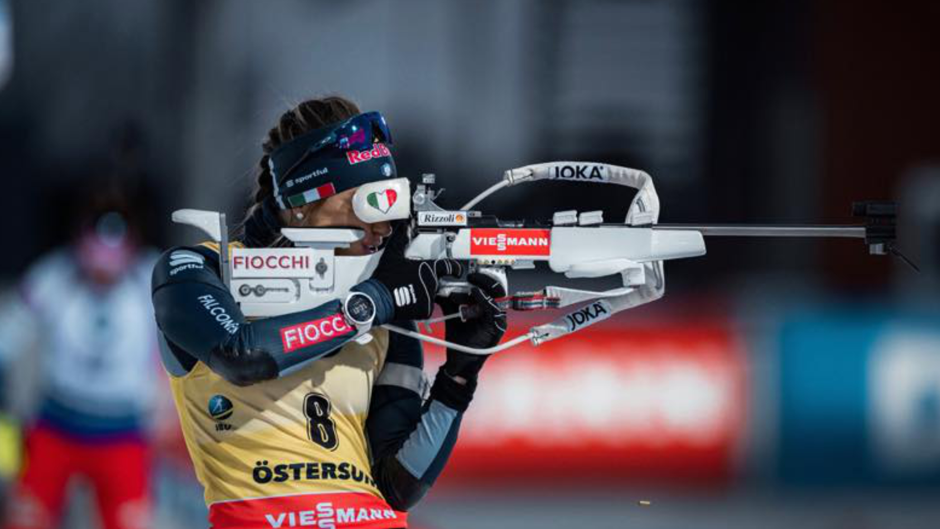 BIATHLON. START WITH A BANG IN OESTERSUND