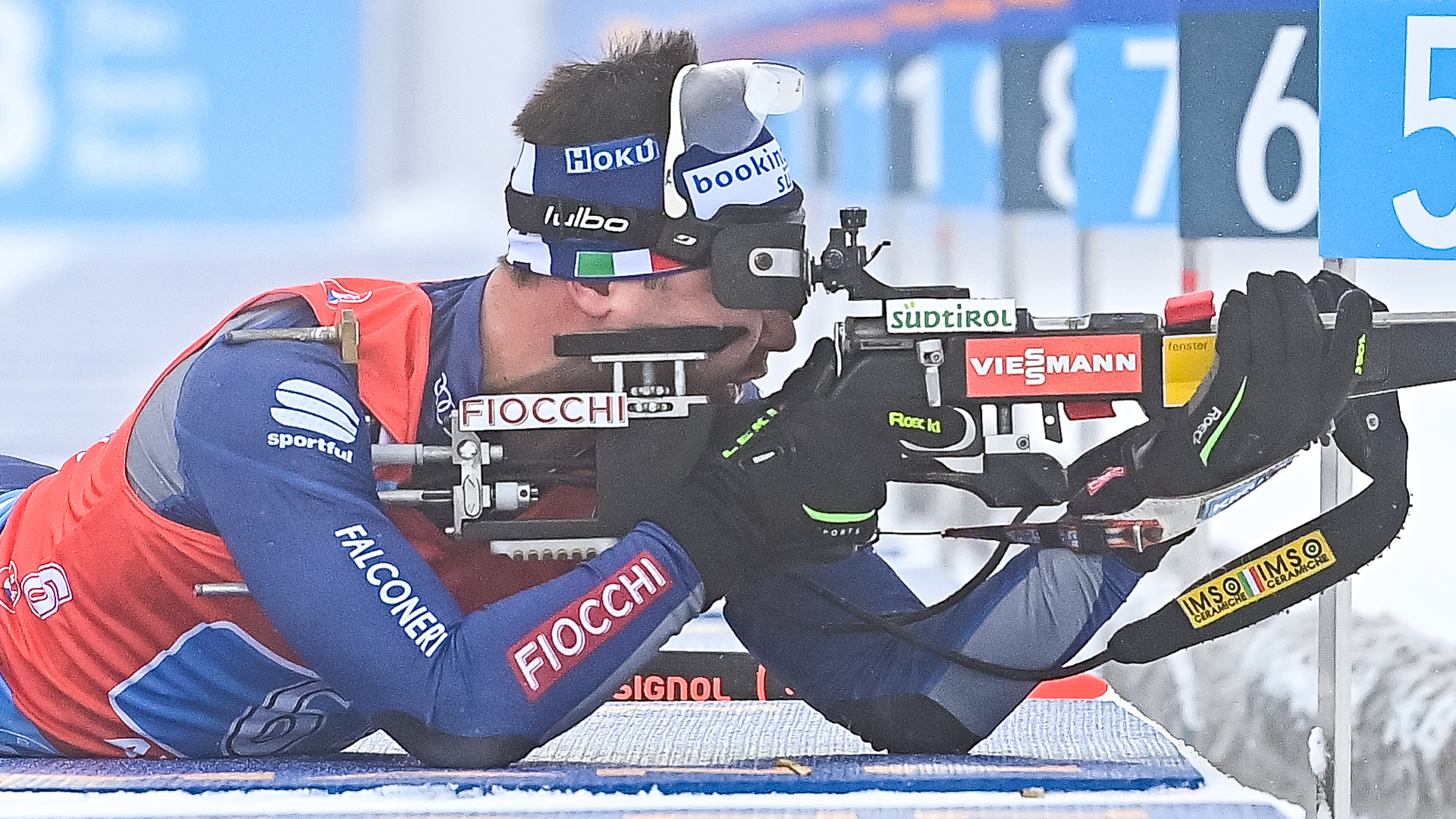 BIATHLON: ONE GOLD, ONE SILVER AND ONE BRONZE MEDAL IN ÖSTERSUND