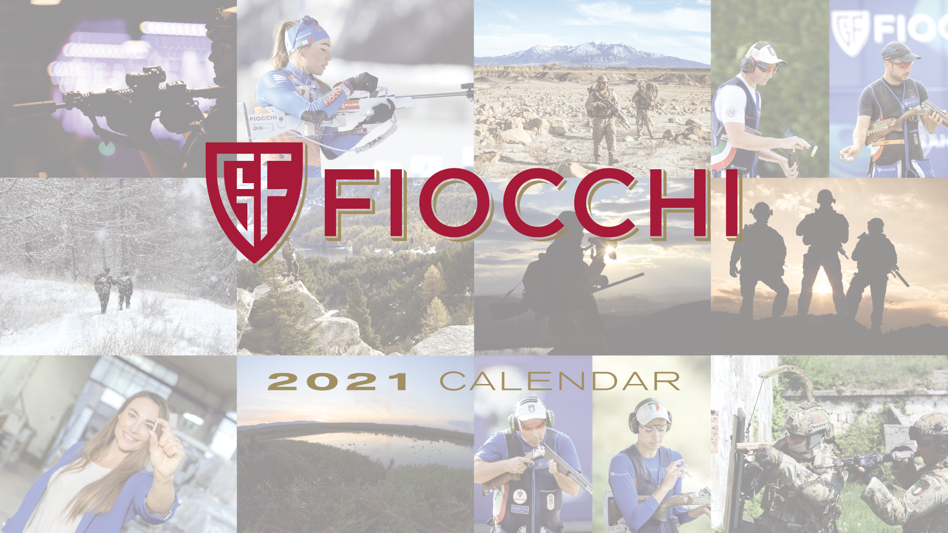 THE FIOCCHI 2021 CALENDAR PRESENTED