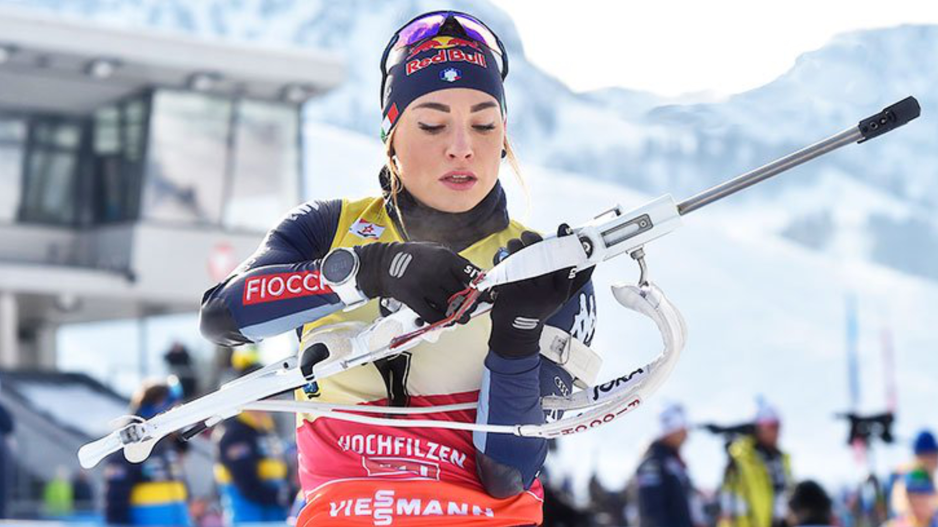 BIATHLON. SILVER MEDAL FOR WIERER IN ANNECY - LE GRAND BORNAND