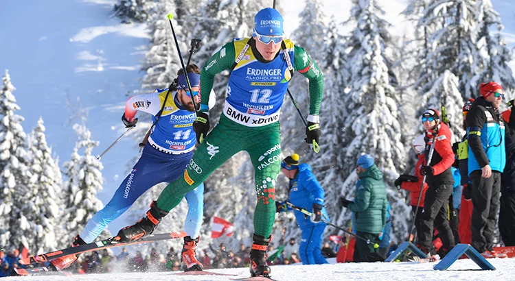 ITALY SECURES ANOTHER PODIUM IN RUHPOLDING