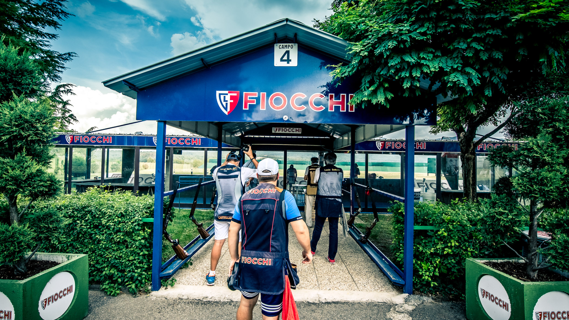 FIOCCHI DAY 2019 IS ABOUT TO BEGIN