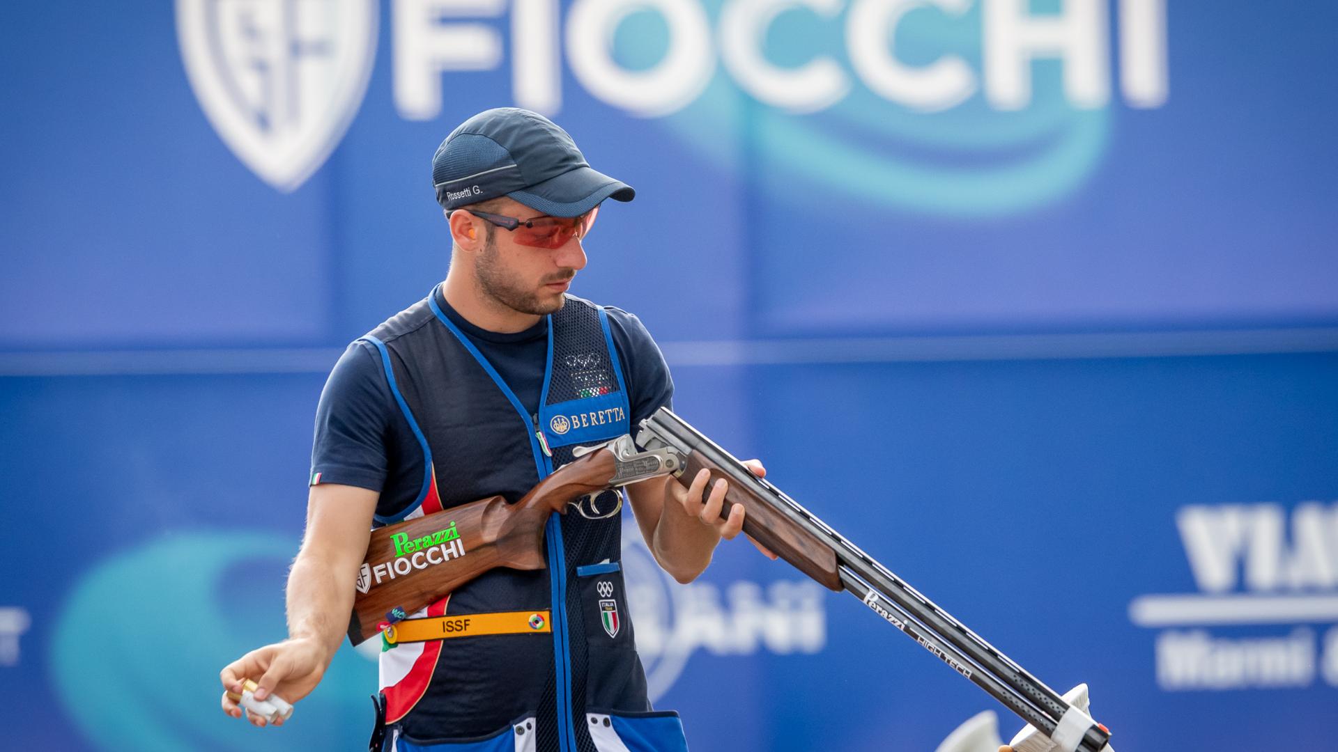 SHOTGUN WORLD CHAMPIONSHIP: A FIOCCHI'S TRIUMPH