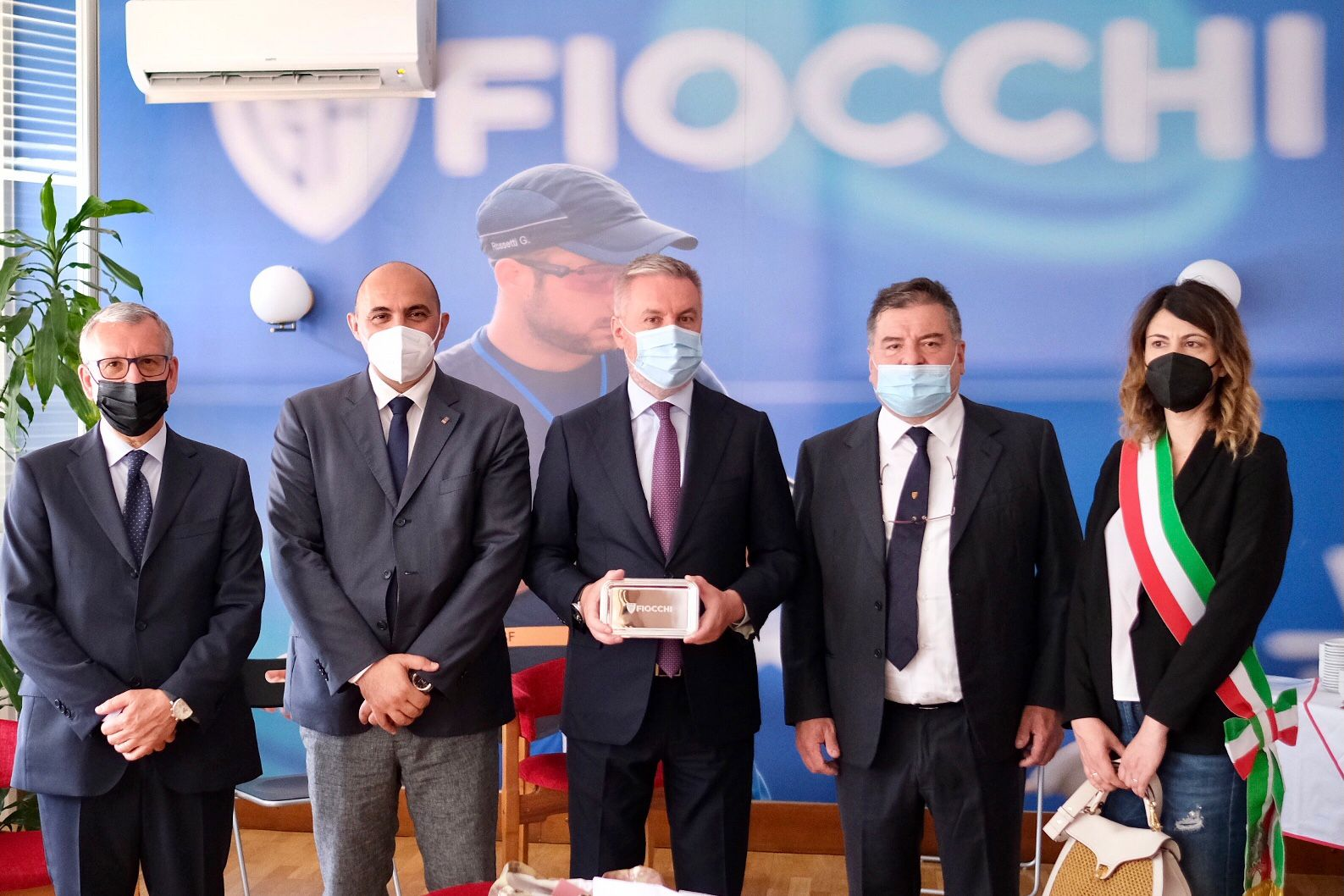 Il Ministro Guerini visita la storica azienda Fiocchi di Lecco