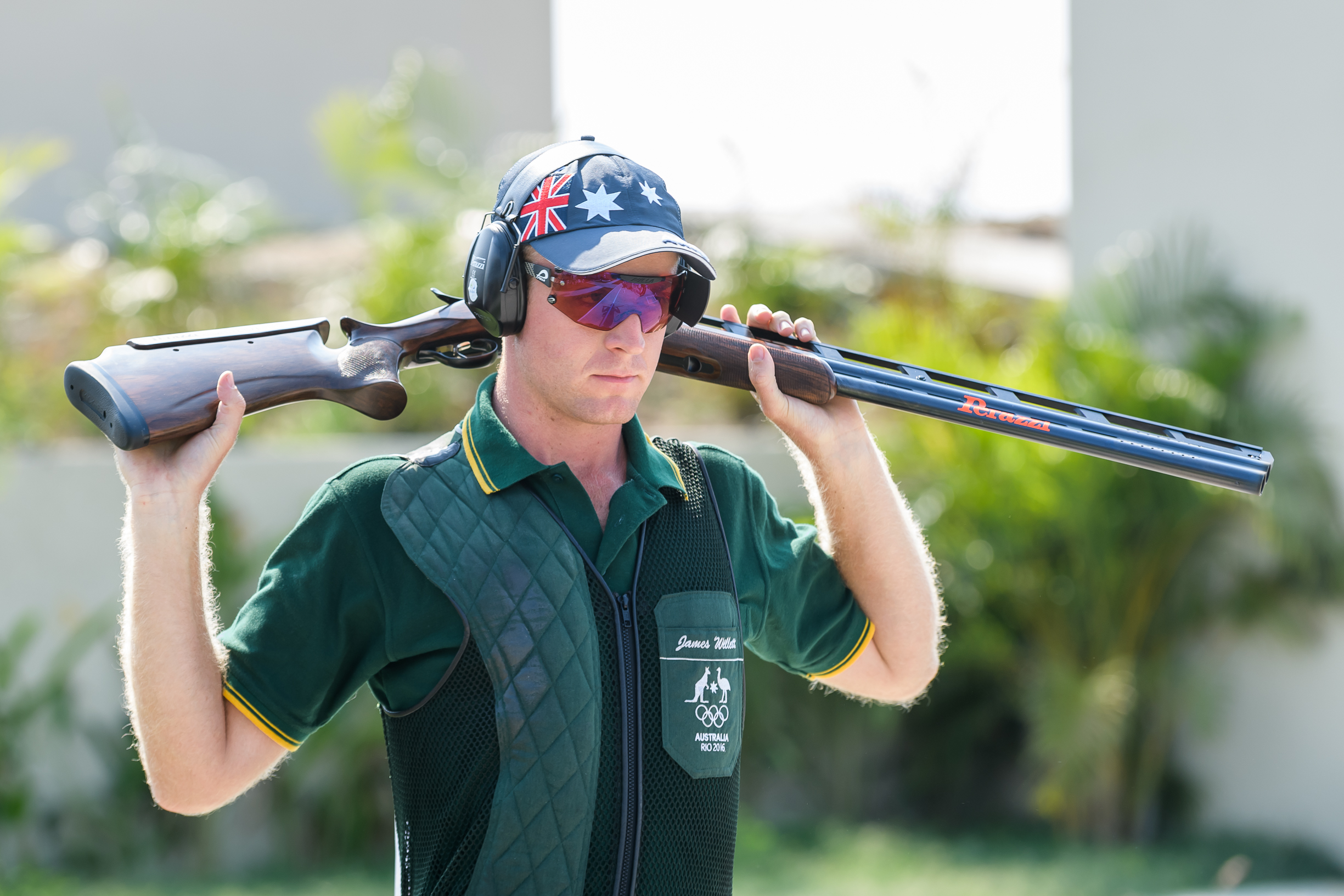 TWO OUT OF TWO FOR FIOCCHI TEAM: JAMES WILLETT GRABS GOLD IN ACAPULCO