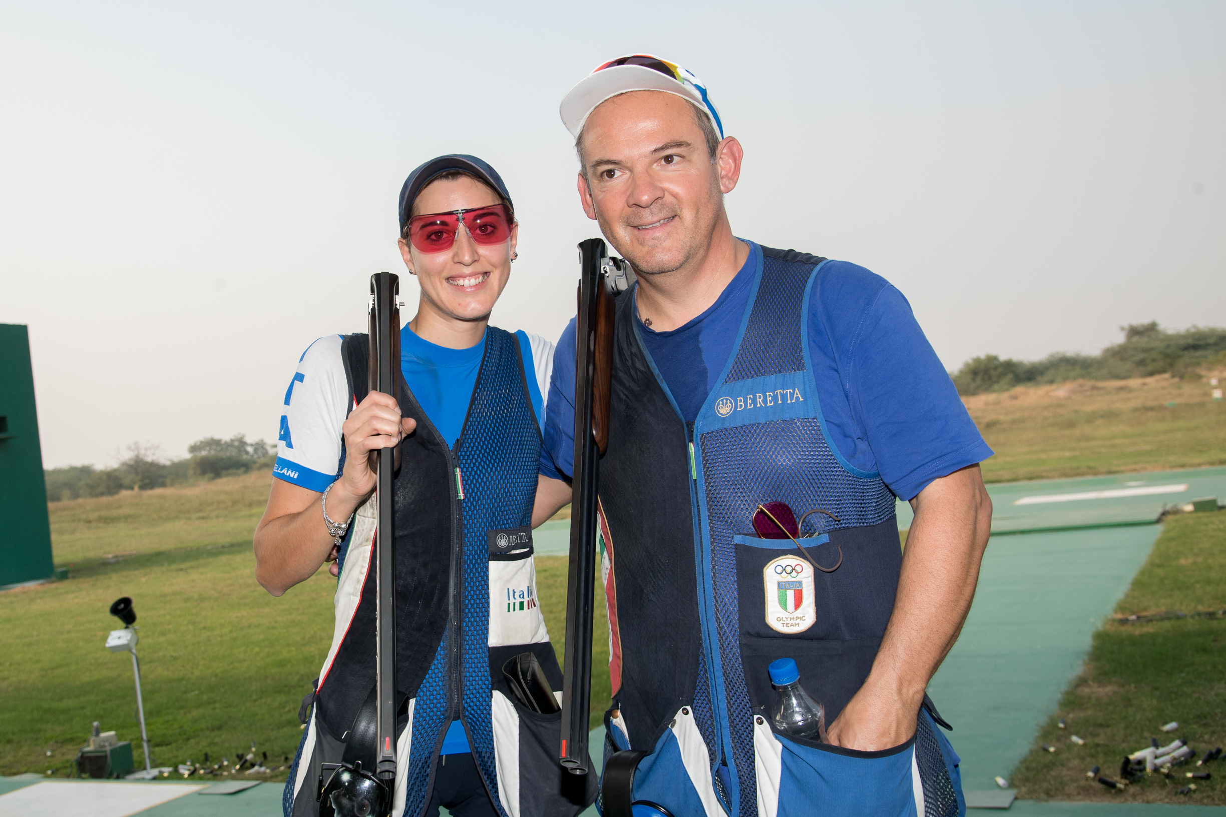 THE ISSF WORLD CUP IS ABOUT TO START: FIOCCHI TEAM FLIES TO GUADALAJARA