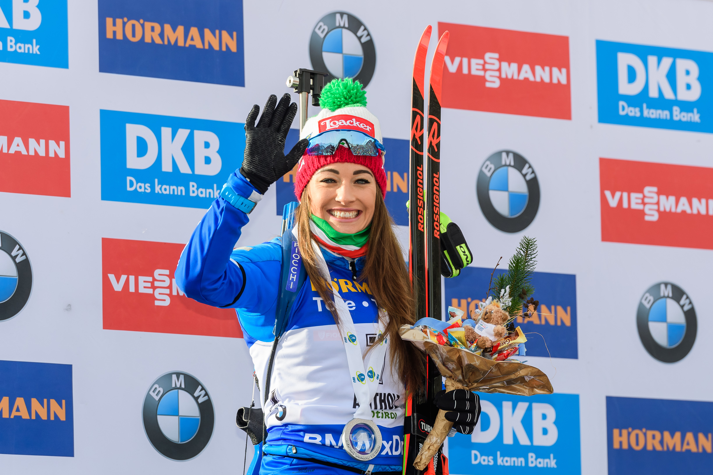 ITALY SECURE EIGHTH PODIUM IN ANTERSELVA