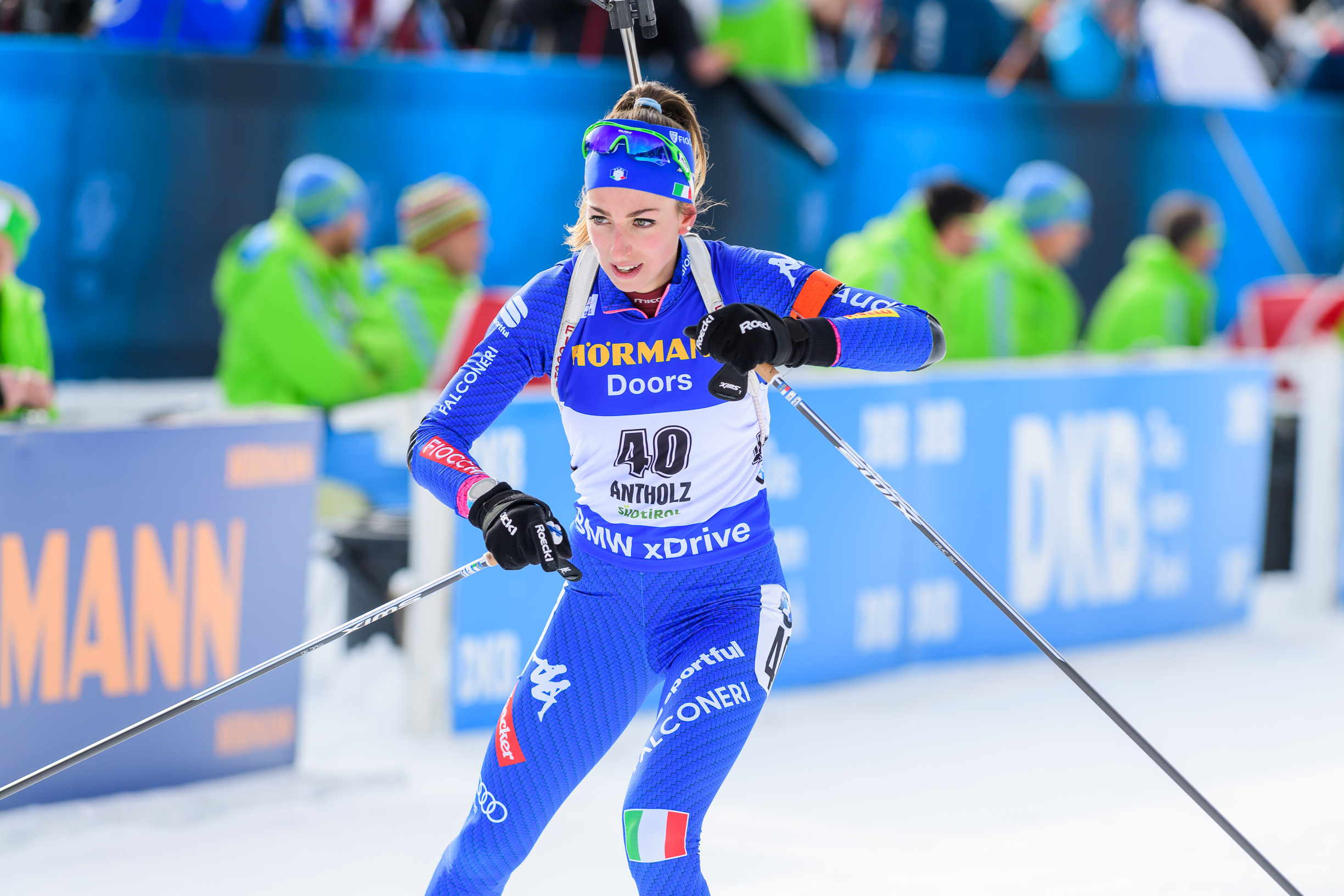 WHAT A WEEKEND FOR THE ITALY'S BIATHLON NATIONAL TEAM!