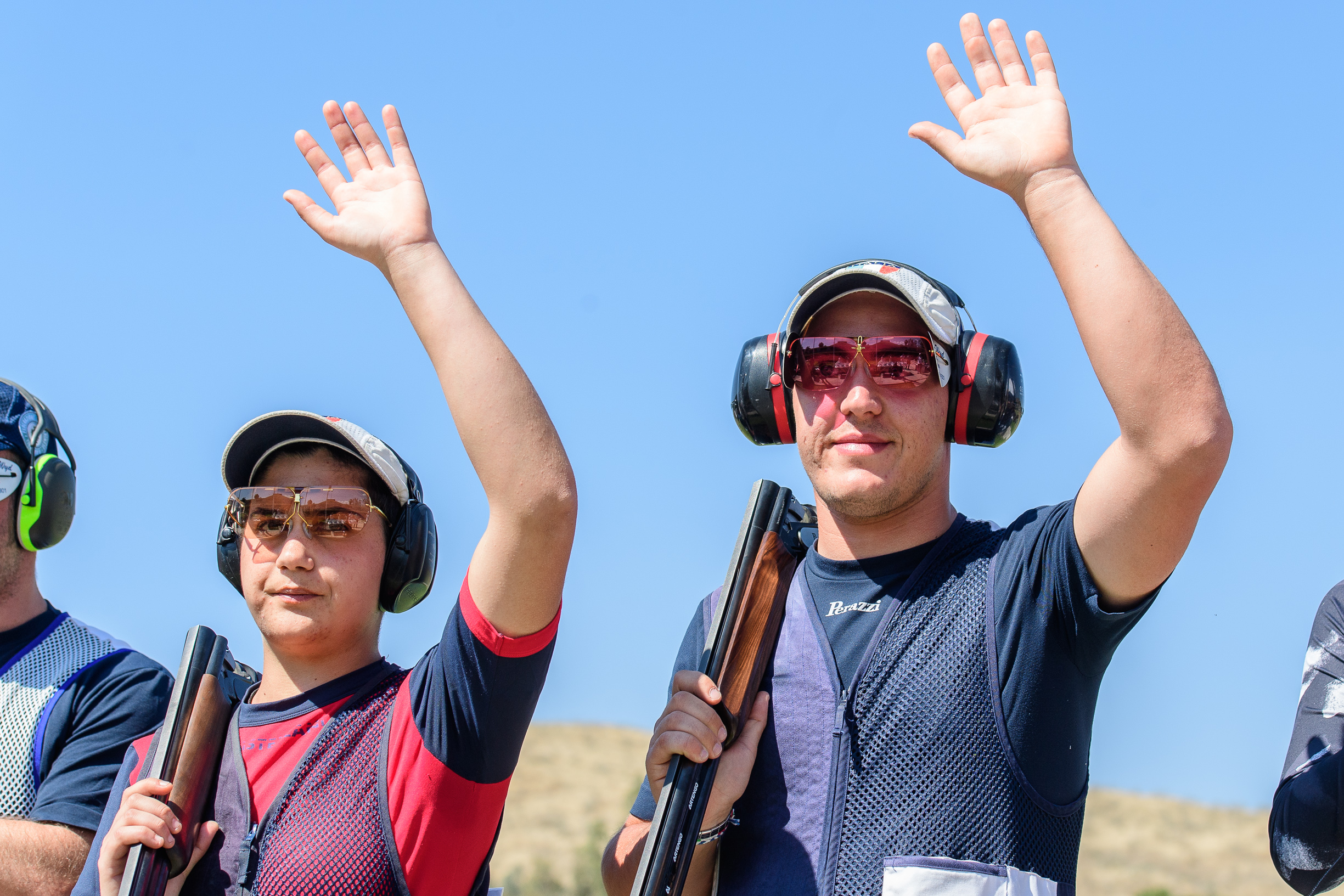 FIOCCHI TEAM: FOUR MEDALS AT THE ISSF WORLD CUP IN GUADALAJARA