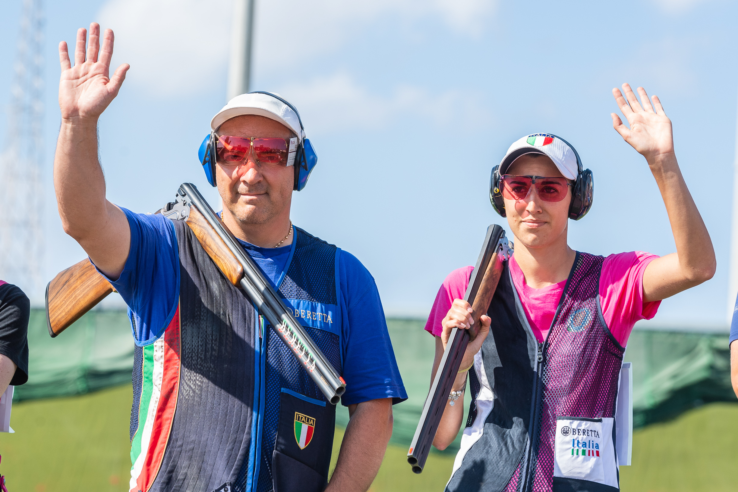 FIOCCHI TEAM WINS A BUNCH OF MEDALS AT THE EUROPEAN CHAMPIONSHIP IN LEOBERSDORF
