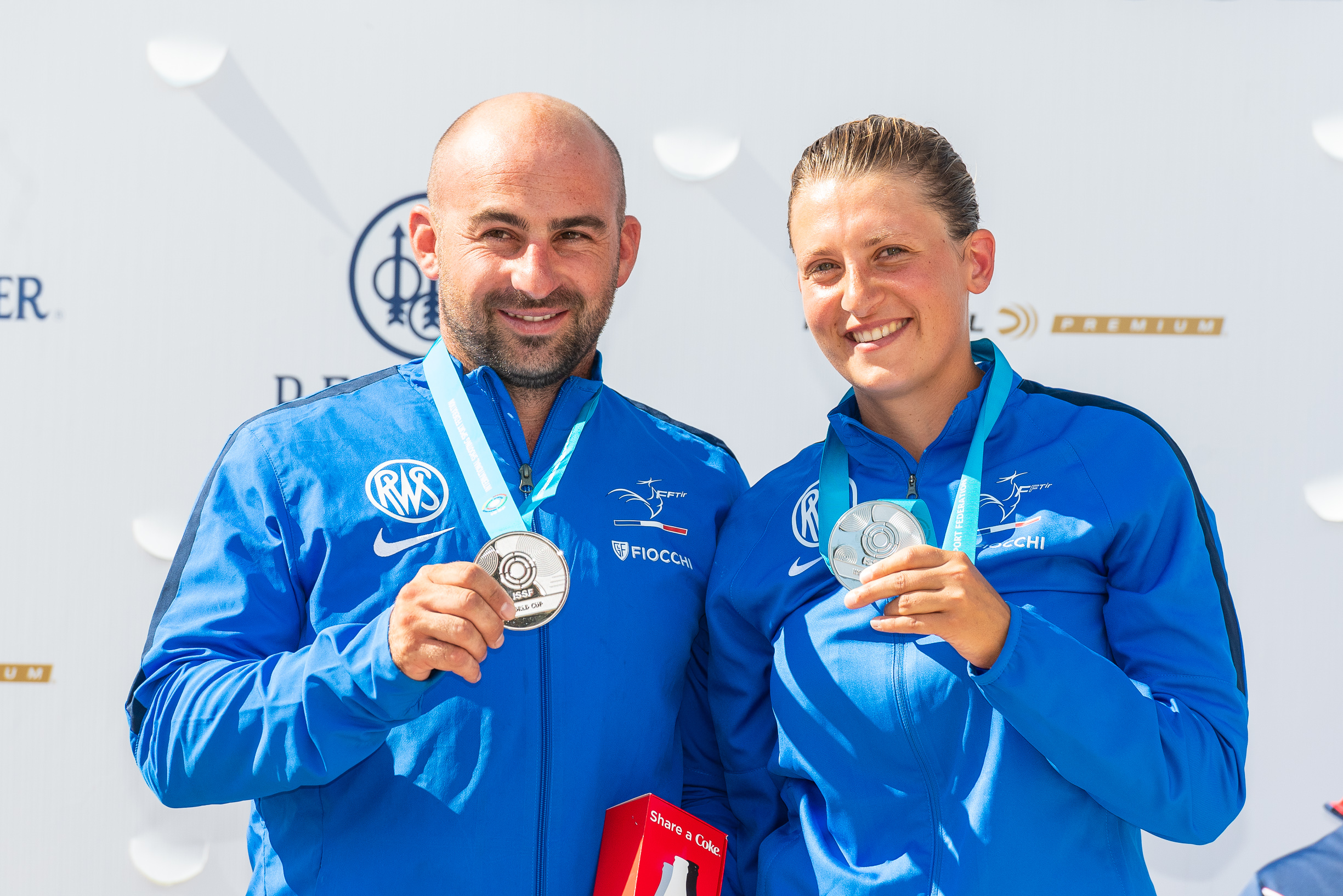 FIOCCHI SEALS THE 2018 ISSF WORLD CUP SERIES WITH THREE MORE MEDALS