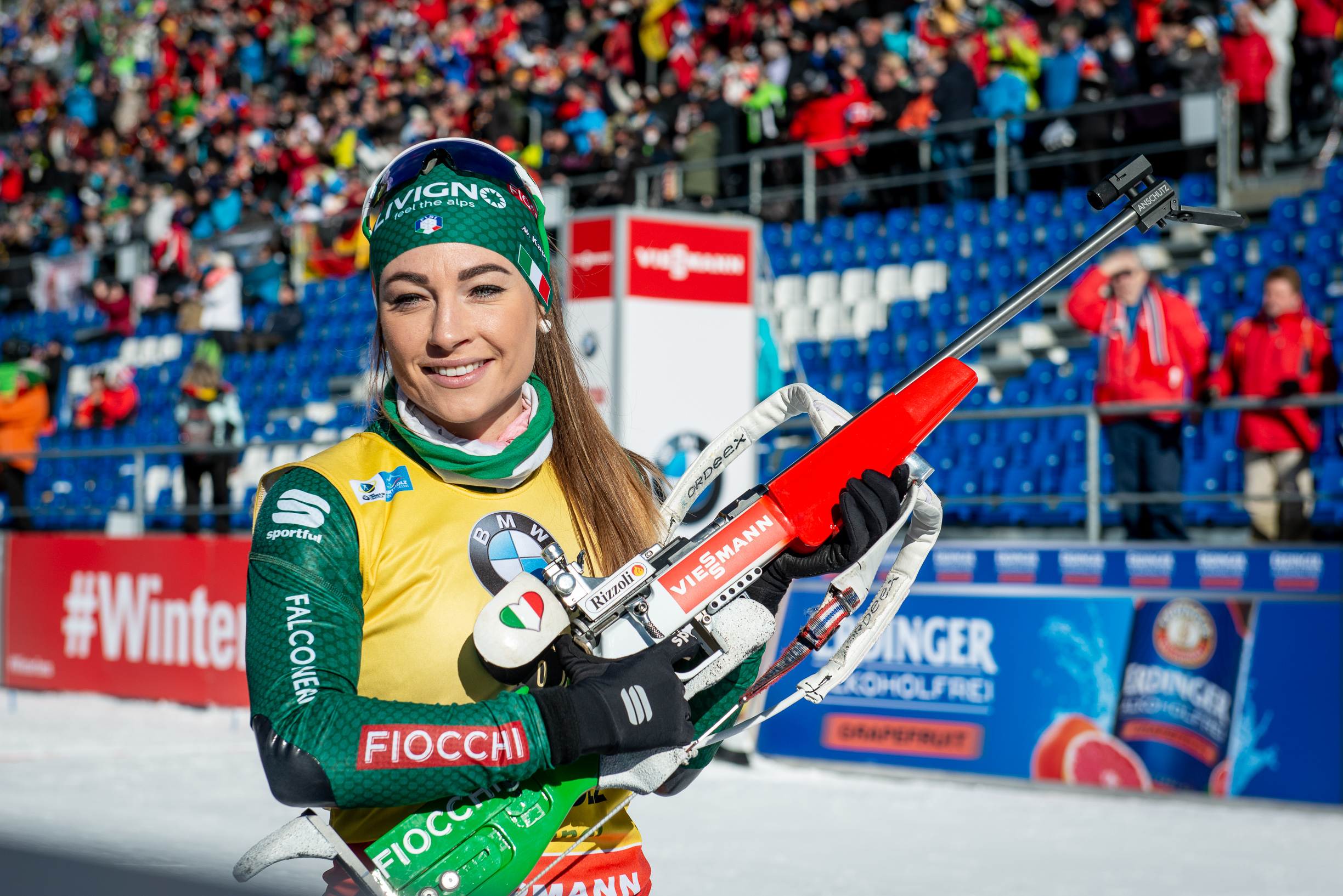 DOROTHEA WIERER WINS THE 2018/2019 IBU WORLD CUP