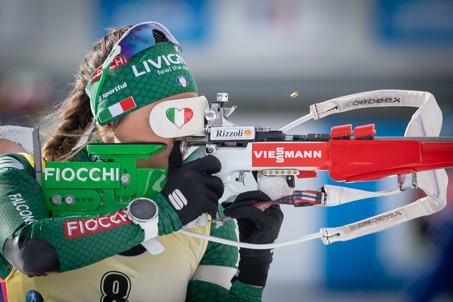 ONE YEAR AWAY FROM THE WORLD CHAMPIONSHIP, ITALY IS ALREADY A PROTAGONIST IN ANTERSELVA