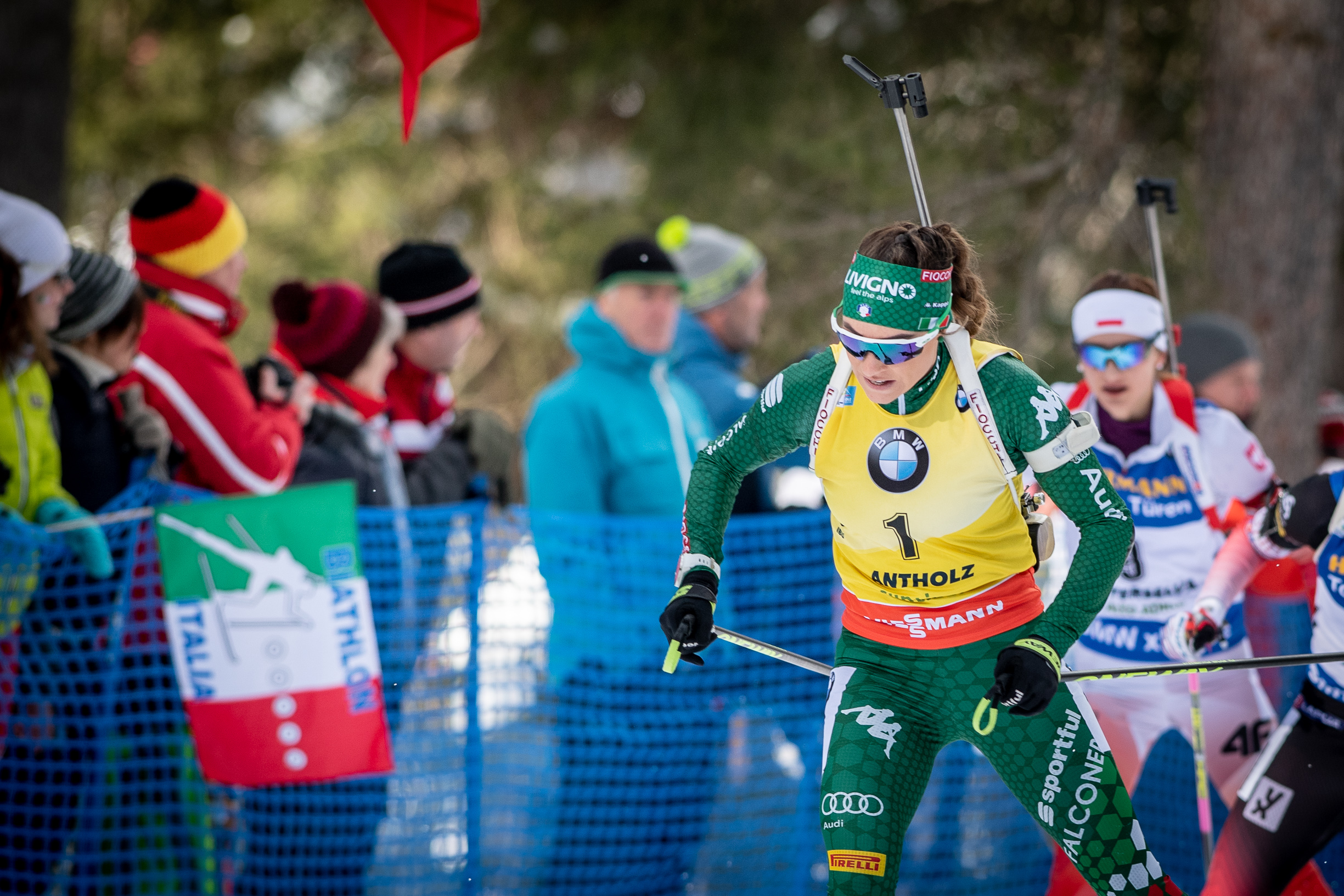 ONE BRONZE MEDAL AND A LOT OF COLD: THE WORLD CUP IS SHORTHANDED IN CANMORE